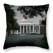 Marion Couthouse Throw Pillow