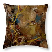 Marked In Him Throw Pillow