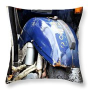 Marked Throw Pillow