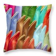 Marrakech Slippers Throw Pillow