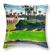 Marrakesh Morocco 4th Throw Pillow