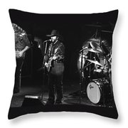 Marshall Tucker Band At Winterland 3 Throw Pillow