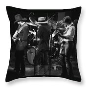Marshall Tucker Band With Jimmy Hall 2 Throw Pillow