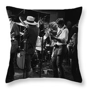 Marshall Tucker Band With Jimmy Hall 3 Throw Pillow