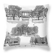 Marshall University Throw Pillow