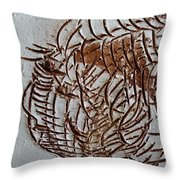 Martha - Tile Throw Pillow