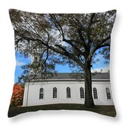 Martha Mary Chapel In Sudbury Ma 2 Throw Pillow