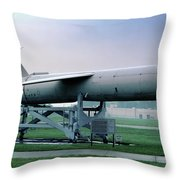Martin Cgm-13b Mace Uav, Surface-to-surface Tactical Missile Throw Pillow