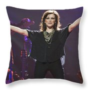 Martina Mcbride Throw Pillow