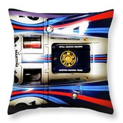 Martini Time 4 Throw Pillow