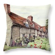 Mary Ardens Home Throw Pillow