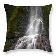 Marymere Falls 2 Throw Pillow