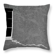 Masonic Window Throw Pillow