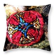 Masons Mosaic Throw Pillow