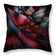 Masque Throw Pillow