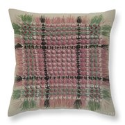Mat Throw Pillow