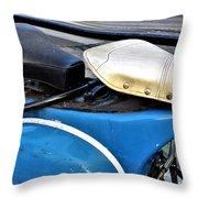 Matching Seats Throw Pillow