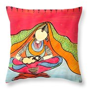 Matritwa - 8 Throw Pillow
