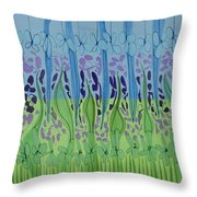 Matrix One Throw Pillow