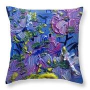 Matter Of Fact Your Beautiful  Throw Pillow