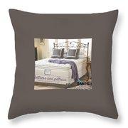 Mattress And Pillows Throw Pillow