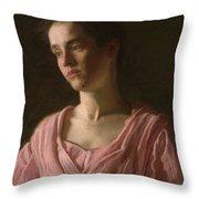 Maud Cook Throw Pillow