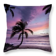 Maui Moments Throw Pillow