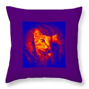 Maumau Throw Pillow