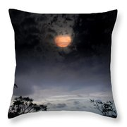 Maunaleo Journey With Spirit Throw Pillow