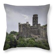 Maus Castle 09 Throw Pillow