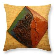 Mavis - Tile Throw Pillow