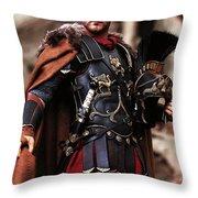 Maximus Decimus Meridius, Portrait Throw Pillow