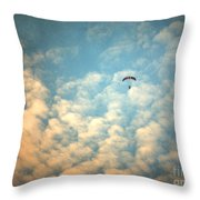 May 24 2010 Throw Pillow