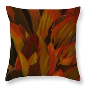 May Festival Throw Pillow