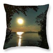 May You Shine Like The Sun Throw Pillow
