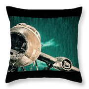 Mayday Mayday Throw Pillow