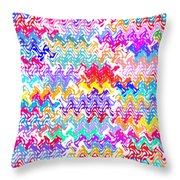 Mayhem Throw Pillow
