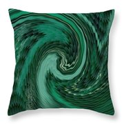 Mayhems Of The Seas V B Throw Pillow