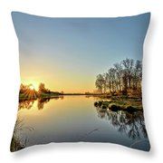 Maynes Grove Spring Rise 2 Throw Pillow