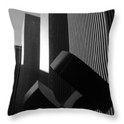 Mc Graw Hill Building Throw Pillow