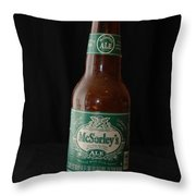 Mc Sorleys Throw Pillow