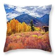 Mcgee Creek Majesty Throw Pillow
