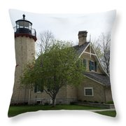 Mcgulpin Throw Pillow