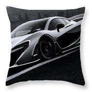 Mclaren 720s  Throw Pillow