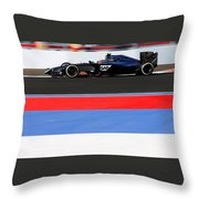 Mclaren F1 Throw Pillow