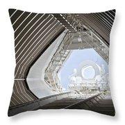 Mcmath-pierce Solar Observatory Throw Pillow
