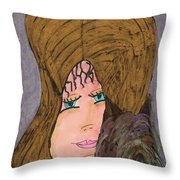 Me And My Silky Terrier Throw Pillow