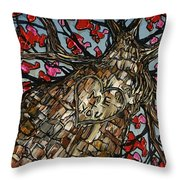 Me And You Tree Throw Pillow