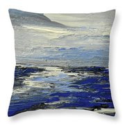 Meaning And Hue Throw Pillow