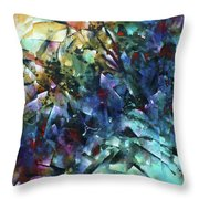 Measure Of Time Throw Pillow